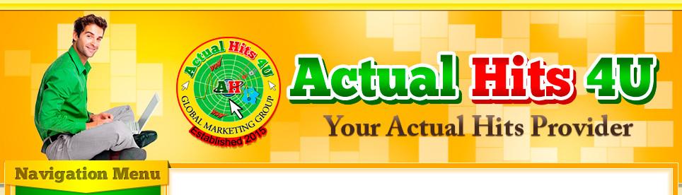 ACTUALHITS SO WONDERFULL !